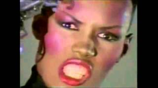 Watch Grace Jones Living My Life video
