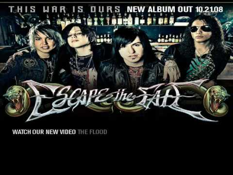 Escape the Fate - you are so Beautiful Video