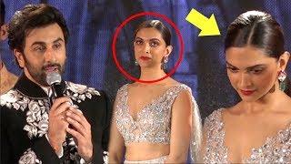 Deepika Padukone Gets EMOTIONAL On Ranbir Kapoor's Speech  Women & Asifa Kathua Case