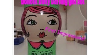 Benefit Dolly Darling gift set FIRST IMPRESSIONS