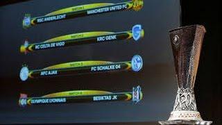Drawing 8 Besar Liga Europa, MU Diuntungkan Dengan Lawan Yang Tak Seimbang