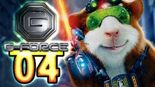 G-Force Walkthrough Part 4 (PS3, X360, PC, Wii, PSP, PS2) Movie Game [HD]