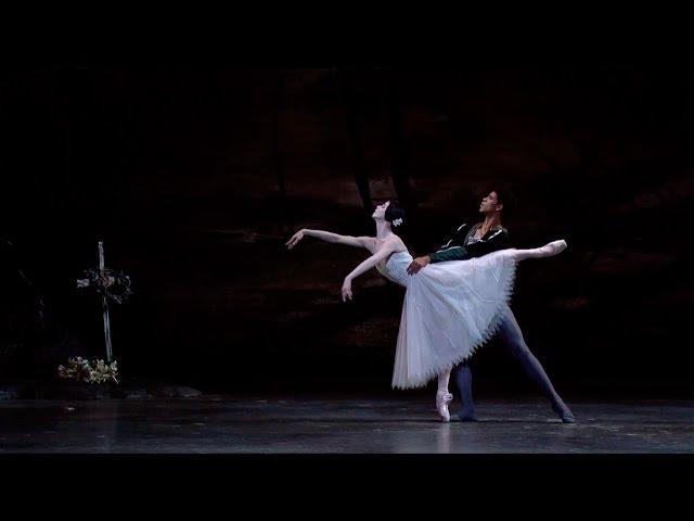 Giselle - Act II pas de deux (Natalia Osipova and Carlos Acosta, The Royal Ballet)