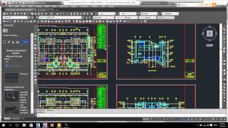 Download 08-تعليم ريفت انشائى Revit Structure || كيفية رسم وتعديل ال Grids وكذلك المناسيب Levels 3Gp Mp4