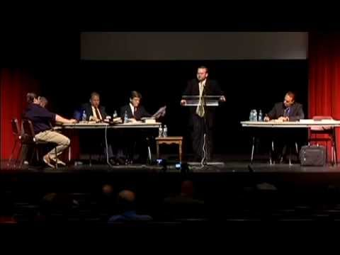 Authority in Religion Debate - David Hester Vs. Robert Sungenis (Catholicism Debate)