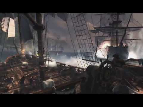 Assassin's Creed 4 Black Flag Gameplay Walkthrough - E3 2013 Demo (Xbox One/PS4 HD) E3M13