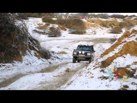 Land Rover 300Tdi Discovery 4x4 Off Road!
