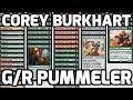 Channel Corey - Standard GR Pummeler (Deck Tech & Matches)