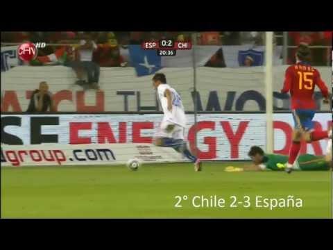 Top 5 - Goles de Eduardo Vargas HD