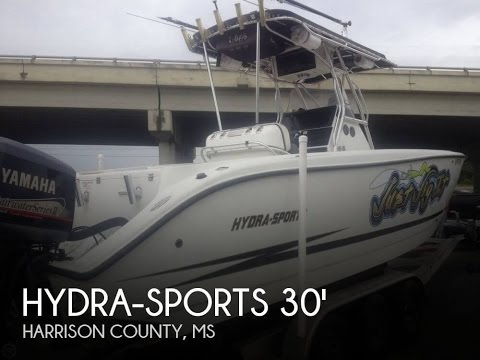 [SOLD] Used 2000 Hydra-Sports 3000 Vector CC in Biloxi, Mississippi