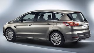 Обзор Ford S Max