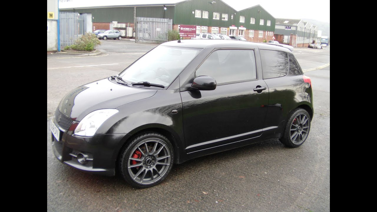 2008 suzuki swift 1 6 sport 71k now. Black Bedroom Furniture Sets. Home Design Ideas