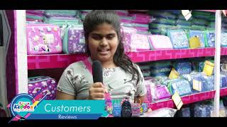 Customer testimonials #smilykiddos #product review #happy moments