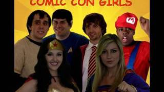 Comic Con Girls the Song! Katy Perry Parody!