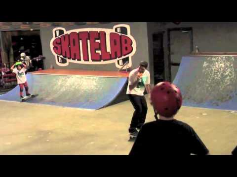 Crailtap's Clip of the Day:Mikemo at Skatelab