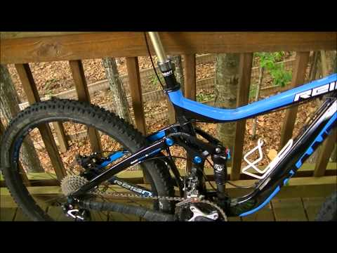 2013 Giant Reign 1 Review