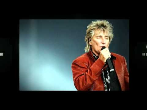 "Rod Stewart - ""Havin' A Party"" HD Live & Rare"