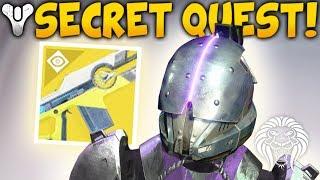 Destiny 2: SECRET QUEST REWARD & BROKEN EXOTIC! Nerf Patch, Raid Enemies & Saint 14 Easter Egg