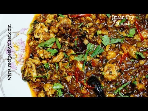 Bheja Fry | Goat Brain Fry | How to make Bheja Fry Recipe in Hindi