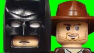 Theo Batman & Indiana Jones Movie 2