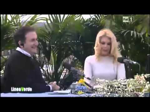 Eleonora Daniele – Line Verde da Sanremo in Fiore – puntata del 10/03/2013