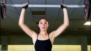 Gal Gadot Workout 'WONDER WOMAN' Featurette