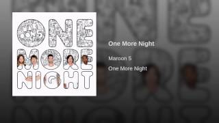 download lagu One More Night gratis
