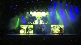 MEGADETH Live in Bloodstock 2014