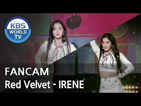 [FOCUSED] Red Velvet's IRENE - Power Up [Music Bank / 2018.08.17]