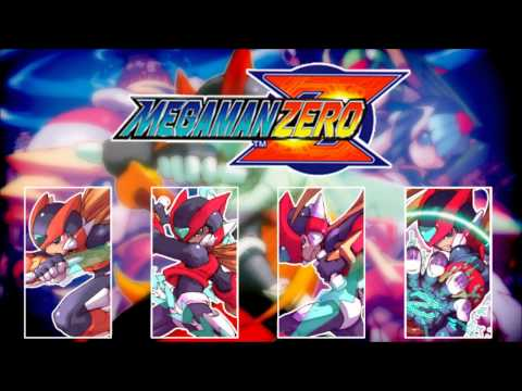 Mega Man Zero - All Battle Themes