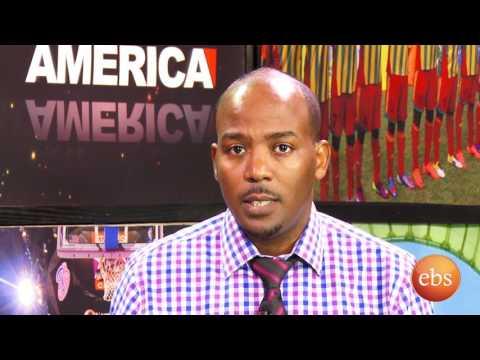 Sport America:  Ethiopian Soccer Team