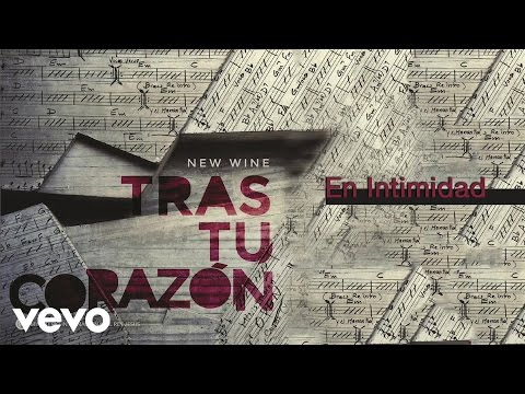 New Wine - En Intimidad