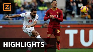 KLUIVERT en KARSDORP in basis | AS Roma vs Torino | Serie A 2018/19 | Samenvatting