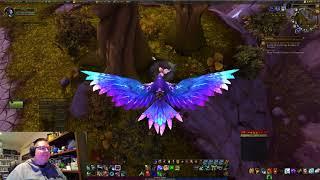 World of Warcraft Leveling Into Talador 20 06 18