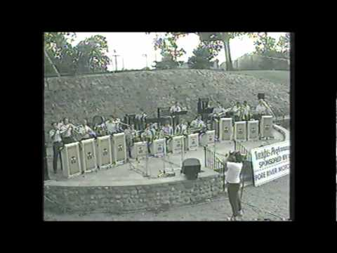 18th Army Band Summerfest 1988 Scene 1