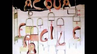 Acqua Fragile - Comic Strips (1973)