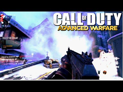 Advanced Warfare - avalanche Dynamic Map Event On Drift (cod Aw) video
