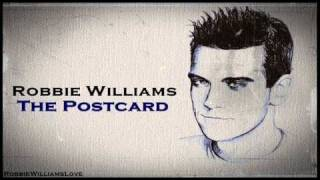 Watch Robbie Williams The Postcard video