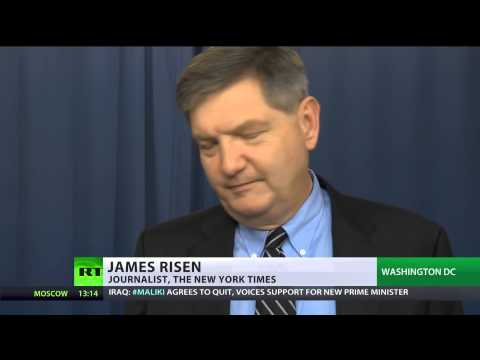 US  Investigative Journalist James Risen faces Jail For Protecting Whistleblower