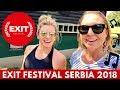 The EXIT 2018 Vlog: Road Trip from Belgrade to Novi Sad, Serbia