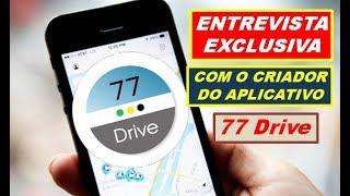 Instrutores, conheçam o aplicativo 77 Drive (o novo Uber dos instrutores)