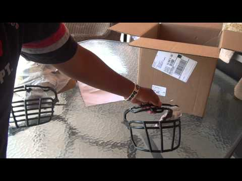 unboxing ion 4d big grill facemask