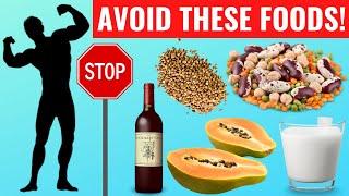 7 High Estrogen Foods Men Should AVOID !