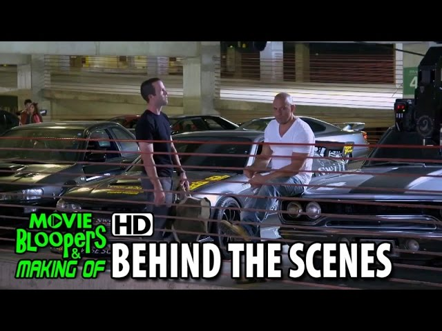 Furious 7 (2015) Making of & Behind the Scenes (Part2/2) with Trivia