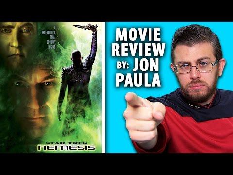 Star Trek: Nemesis -- Movie Review #JPMN