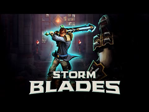 Stormblades - Cinematic Trailer