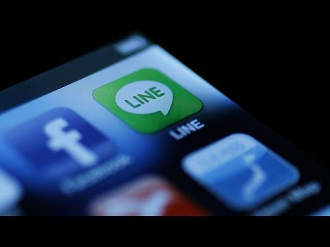 Hacking Cases Rise on Messaging App Line