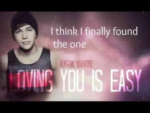Austin Mahone i Love You Austin Mahone-loving You is