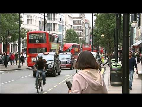 ITV London News London Air Pollution Fri 11th July 2014