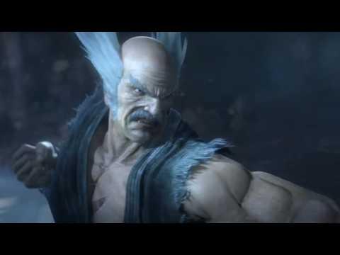 Tekken 7 — трейлер с E3 2016